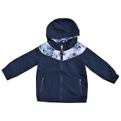L&P Apparel Lined Outerwear Jacket - Navy