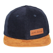 Little Buck Paddington Blue Snapback Hat