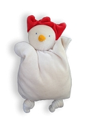 *Papoum Papoum Cuddly Friend - Little Chicken