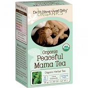 Earth Mama Angel Baby Organic Peaceful Mama Tea