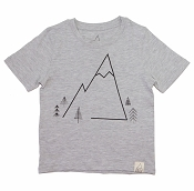 Acorn & Leaf Mountain Peak T-Shirt *CLEARANCE*