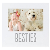 *Pearhead Besties Sentiment Frame - Besties