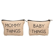 *Pearhead Mommy and Baby Travel Pouch
