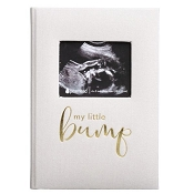 *Pearhead Pregnancy Journal - Linen Ivory