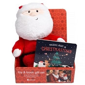 *Pearhead Santa Plush & Book Set