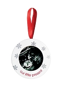 *Pearhead Holiday Sonogram Ornament