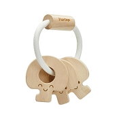 *Plan Toys Natural Baby Key Rattle