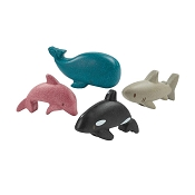 *Plan Toys Sea Life Set