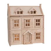 *Plan Toys Victorian Dollhouse