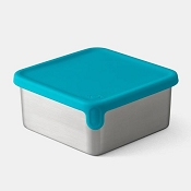 *PlanetBox Launch and Shuttle 12.3oz Big Square Dipper - Teal