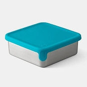 *PlanetBox Rover 9.3oz Big Square Dipper - Teal