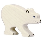 *Holztiger Small Polar Bear