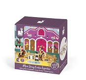 *Janod Mini Story Box - Riding School