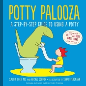 *Potty Palooza - A Step-By-Step Guide To Using A Potty Book