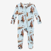 Posh Peanut Zippered Footie - Brody *Pre-Order - Expected Ship Date March 9*