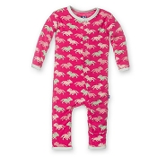 KicKee Pants Fitted Coverall - Prickly Pear Desert Fox