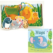 *Innovative Kids Tether Book - Hugs