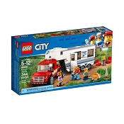 *LEGO City Pickup & Caravan