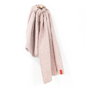 *Sakura Bloom Ring Sling Chambray - Raisin