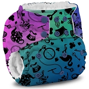 Rumparooz G2 One-Size Pocket Cloth Diaper - Snaps