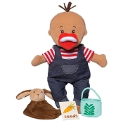 *Manhattan Toy Company Wee Baby Stella Tiny Farmer Set