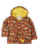 Hatley Baby Raincoat - Heavy Duty Machines