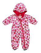 Hatley Rain Bundler - Strawberry Sundae