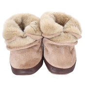 Robeez Soft Sole Cozy Ankle Booties