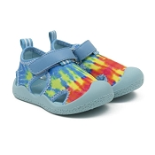 Robeez Remi Water Shoes - Turquoise Tie Dye