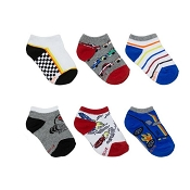 Robeez Socks - Cars (6-Pack)