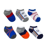 Robeez Socks - Sports (6-Pack)