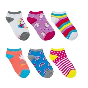 Robeez Socks - Unicorns (6-Pack)