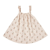 Rylee + Cru Printed Swing Top - Shell Cherries