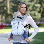 * LILLEbaby COMPLETE All Seasons Baby Carrier - Frosted Rose