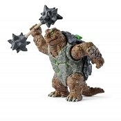 *Schleich Armoured Turtle with Weapon