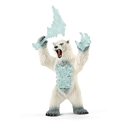 *Schleich Blizzard Bear with Weapon