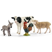 *Schleich Farm World Starter Set