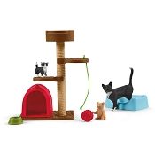 *Schleich Playtime for Cute Cats