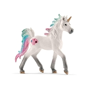 *Schleich Sea Unicorn Foal