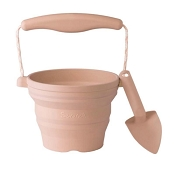 *Scrunch Seedling Pot and Trowel