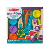*Melissa & Doug Cut, Sculpt & Roll Clay Play Set
