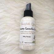 *Sheepish Grins Creamy Lanolin Spray (4 oz/118mL)
