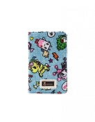 *Tokidoki Denim Daze Small Fold Wallet