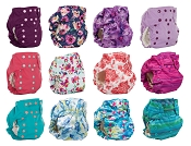 Smart Bottoms Smart One 3.1 All-in-One Cloth Diaper 12-Pack