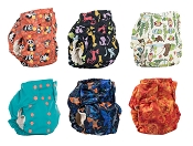 Smart Bottoms Smart One 3.1 All-in-One Cloth Diaper 6-Pack