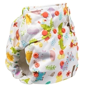 Smart Bottoms One-Size All-in-One DREAM Diaper 2.0