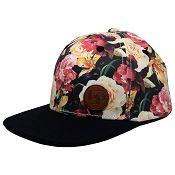 L&P Snapback Hat -  Unique 1.0 - Floral