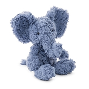 *Jellycat Squiggles Elephant 9
