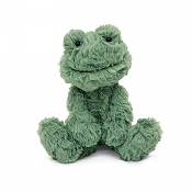 *Jellycat Squiggles Frog 9