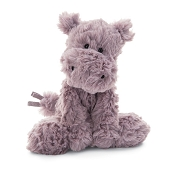*Jellycat Squiggles Hippo 9